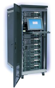 See below for TFT Rackview options! Original Server Cabinet  sc 1 st  Warwick Fraser & Computer Data Network Server Cabinets 19 Inch Rack Wall Mounted from ...